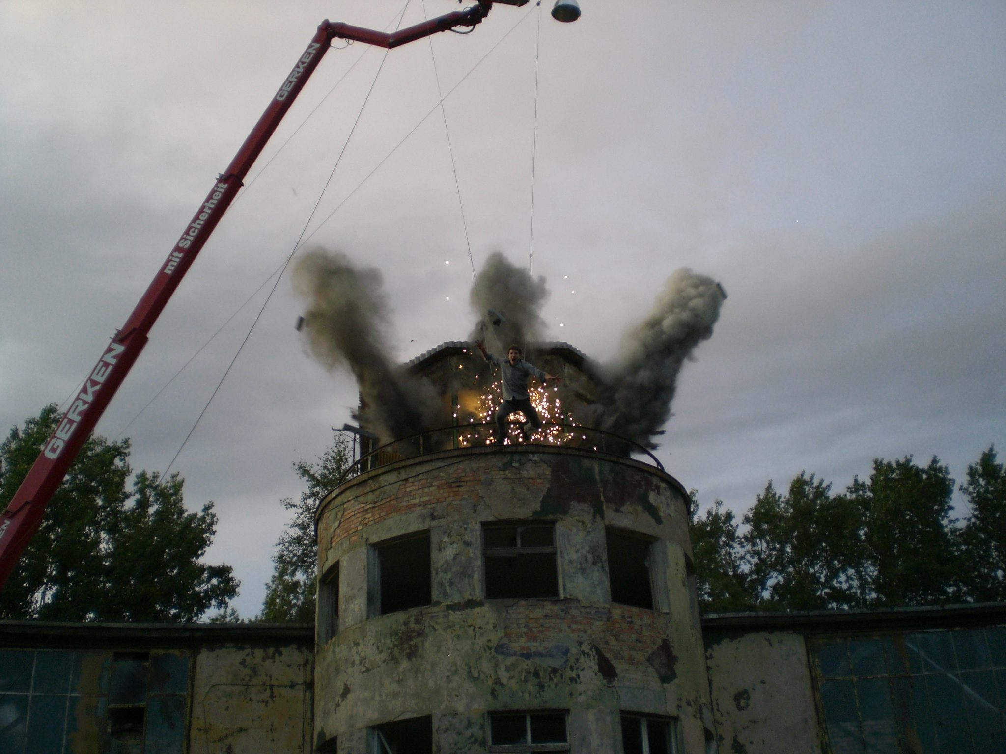 Martin Goeres, Wire Assited Stunts, Alarm für Cobra 11