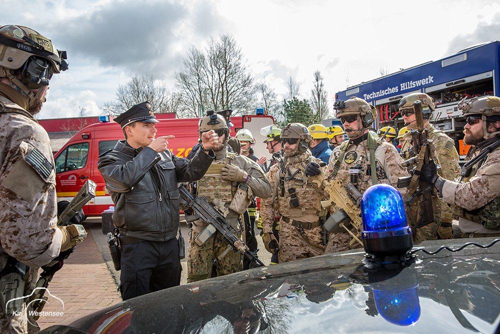 MG Action, Martin Goeres, Stuntkoordination
