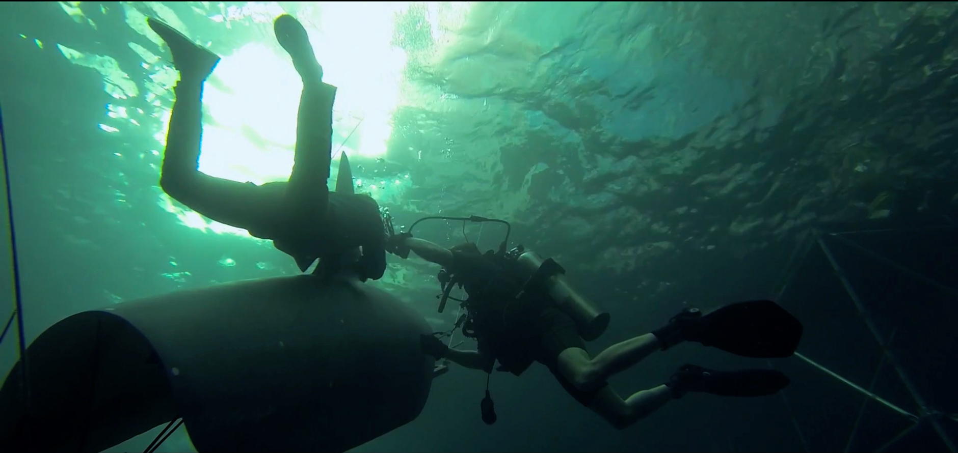 MG Action, Martin, Goeres, Safety Diving