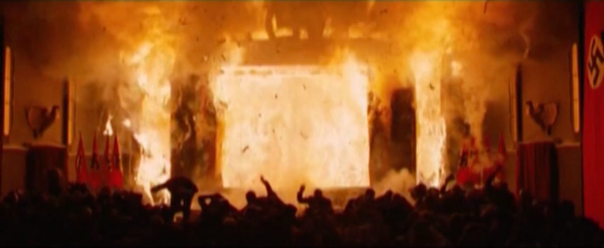 MG Action, Martin Goeres, Ingourious Basterds, Fire, Cinema