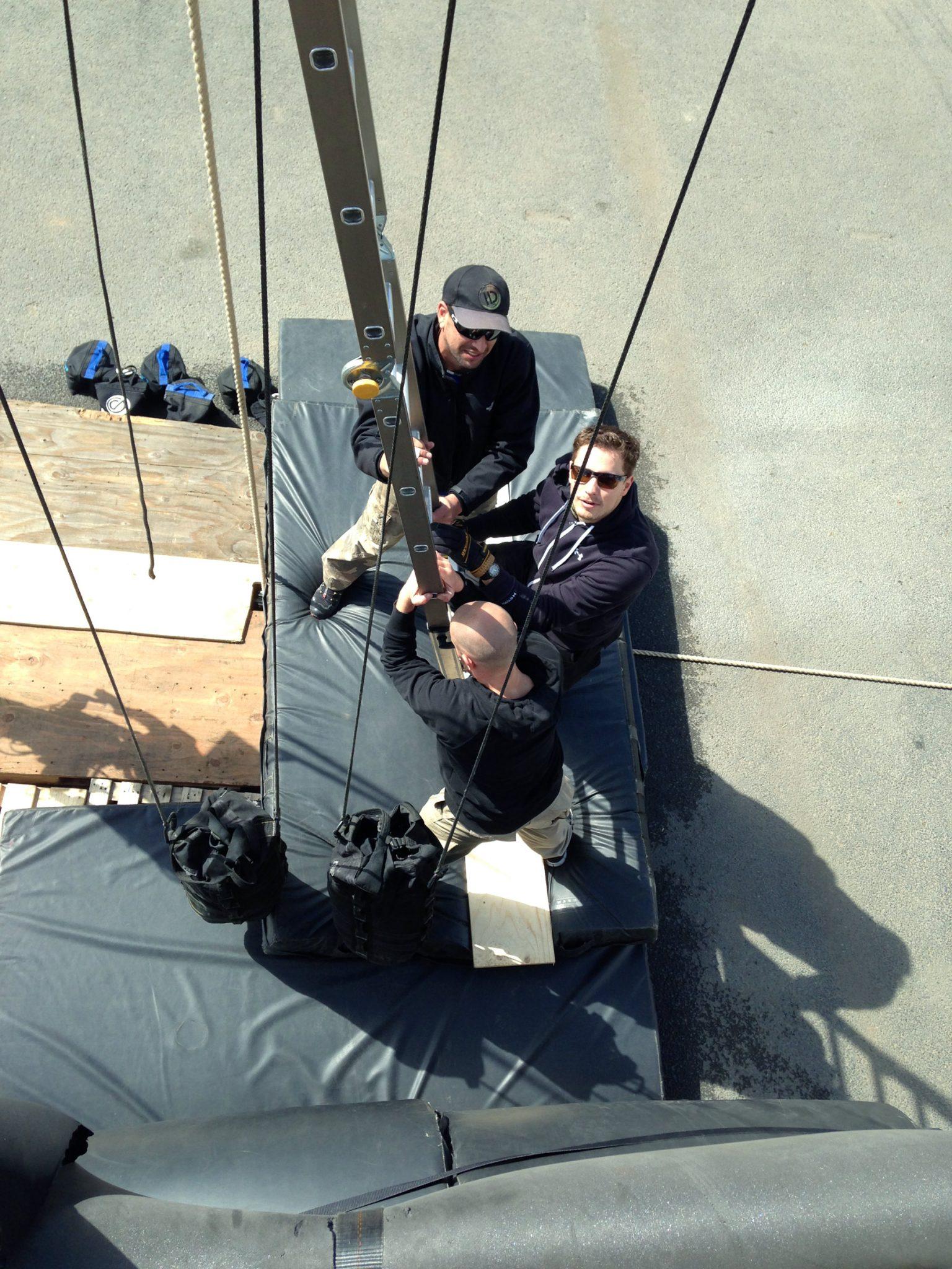 MG-Action, Martin Goeres, Stunt, Rigging, Safety, London, utility Stunt