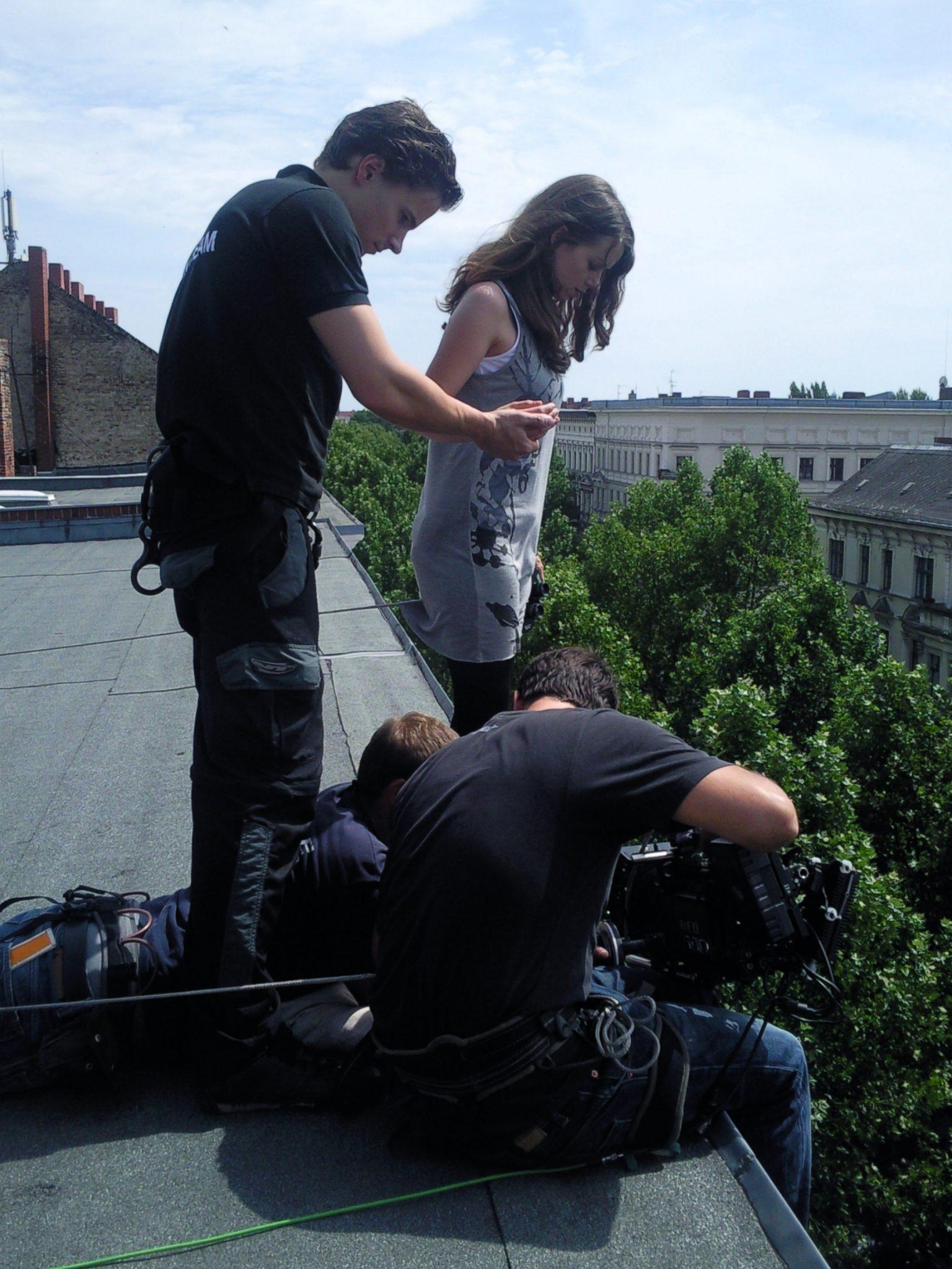 MG-Action, Martin Goeres, Stuntkoordination, Neiiiin, Rigging, Safety, Movie