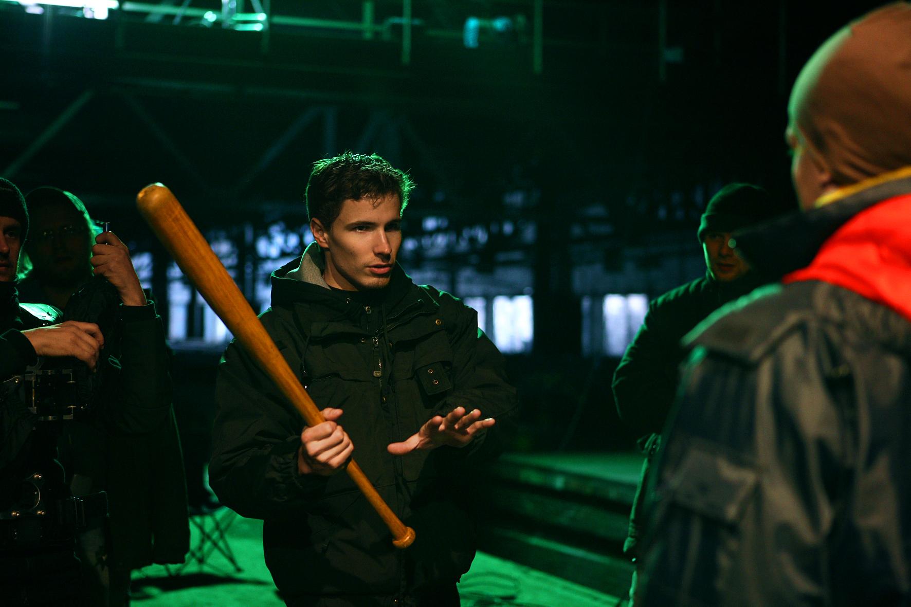 MG Action, Martin Goeres, Stuntkoordinator, Nullpunnkt