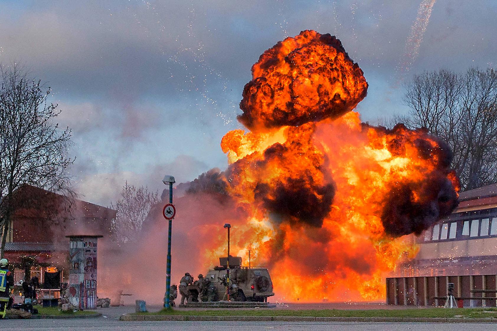 MG Action, Martin Goeres, SpecialForeces, NavySeals, Under Fire