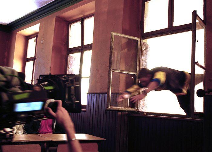 Martin Goeres, Action, Stunt, Movie