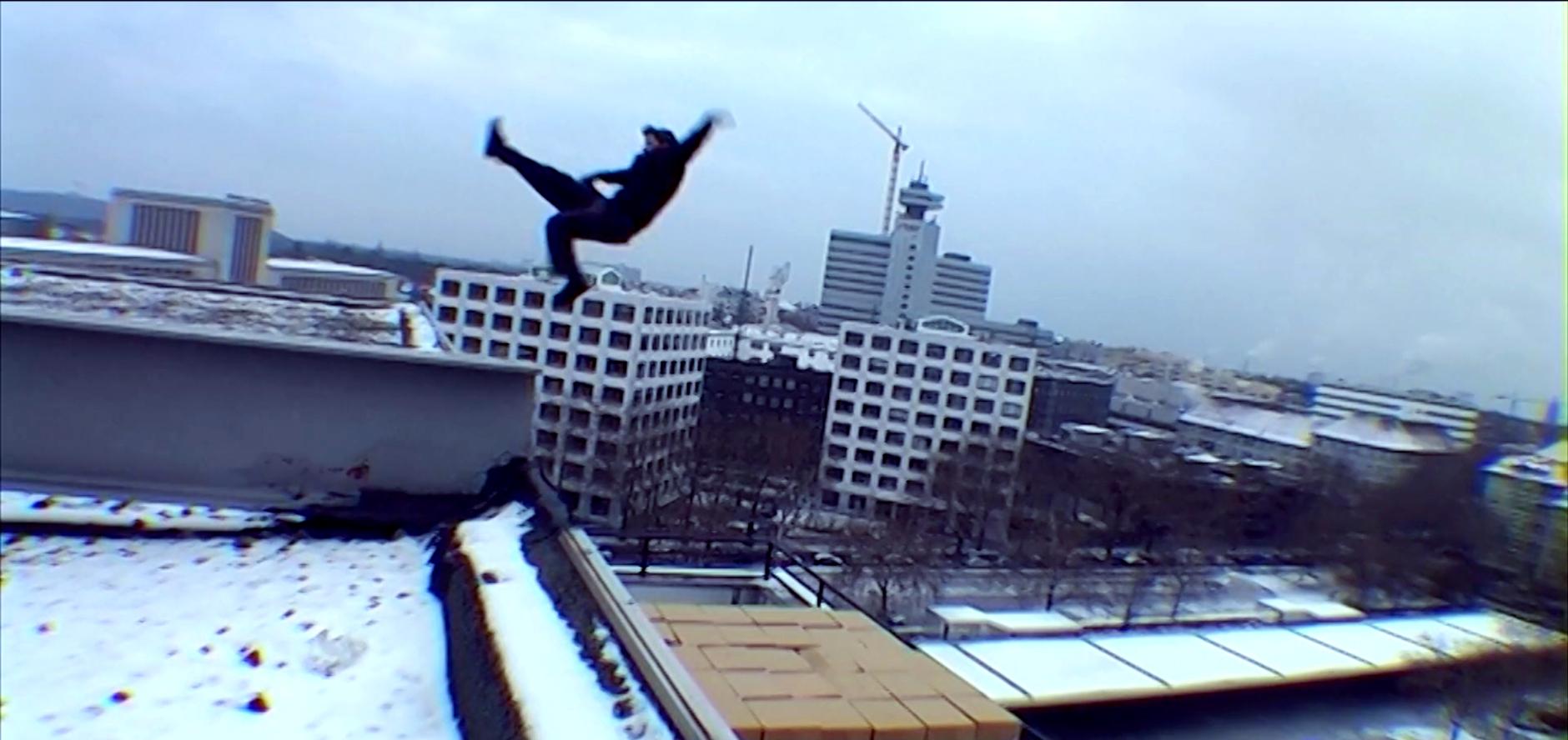 Martin Goeres, Highfall, Stunt, Action, Movie