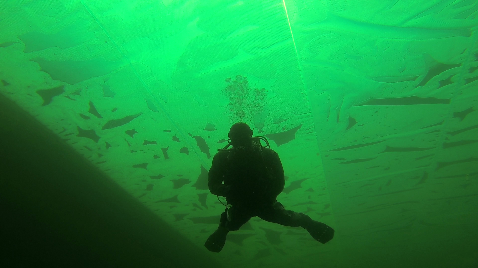 MG Action, Martin Goeres, Diving, Performing, Tauchen