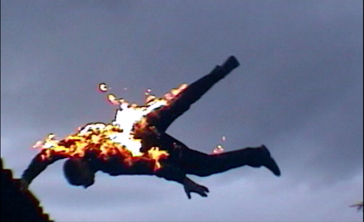 MG Action, Martin Goeres, Stunt Fire, Movie