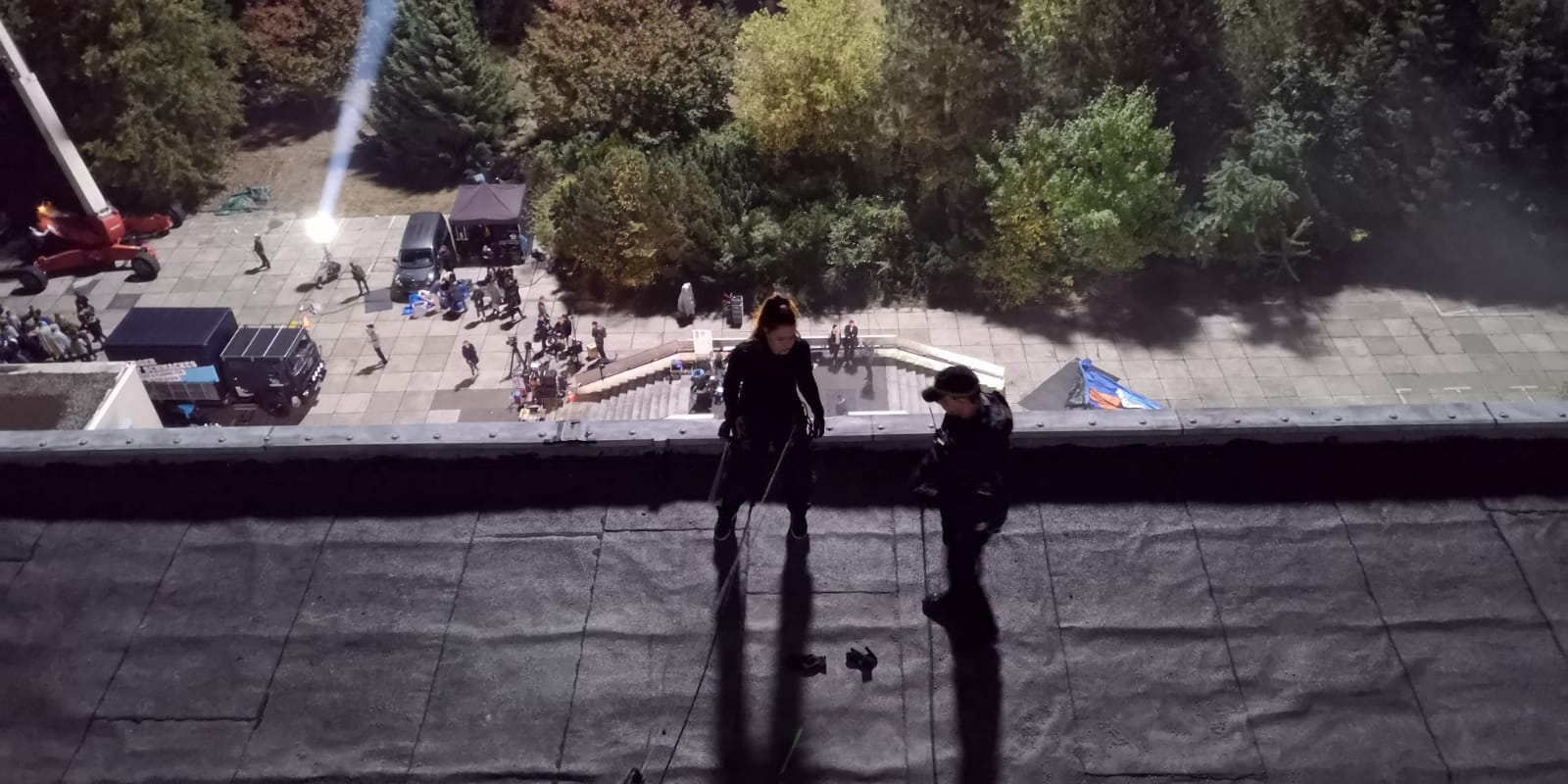 MG ACTION, Stunt Rigging, Abseilen, Stunt Deutschland, Stuntteam, Crewsafety
