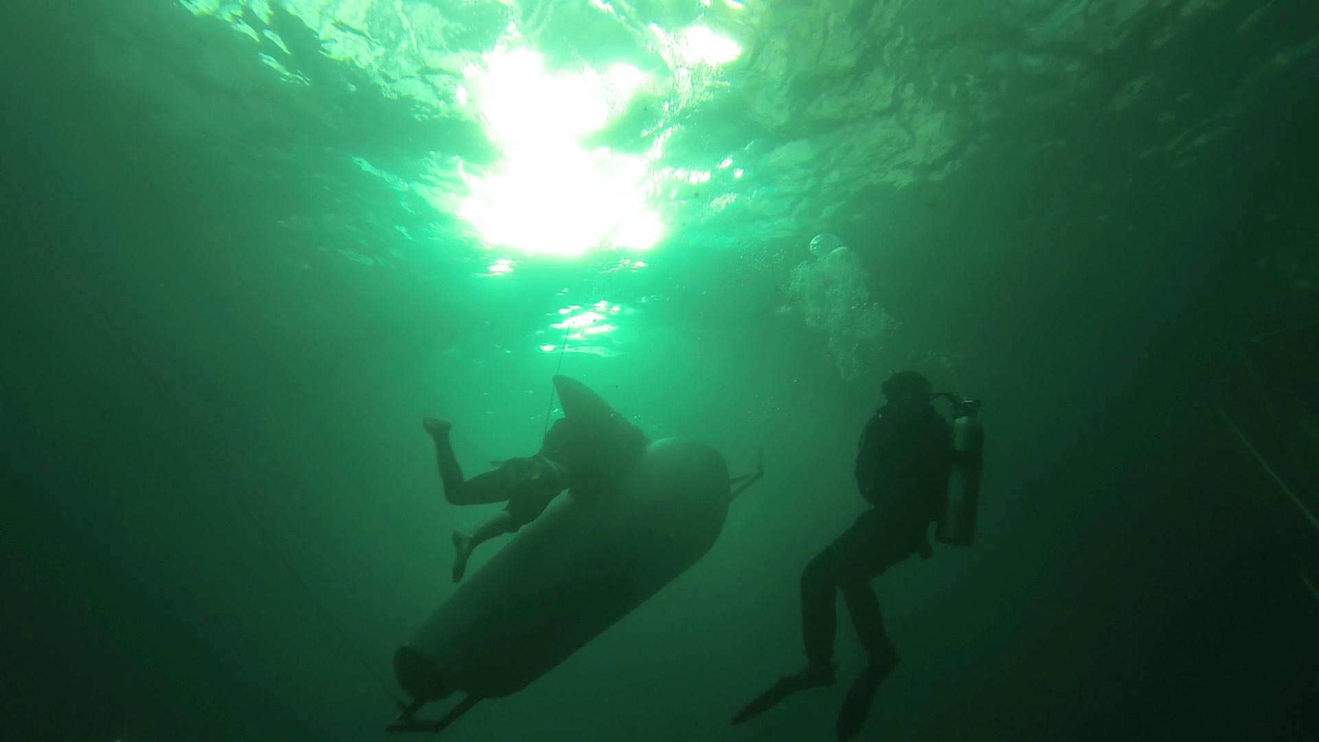 Martin Goeres, MG-Action, Safetydiver, Sicherheitstauchen, Movie, Film, Underwater, unter Wasser, tauchen, Stunt, Action