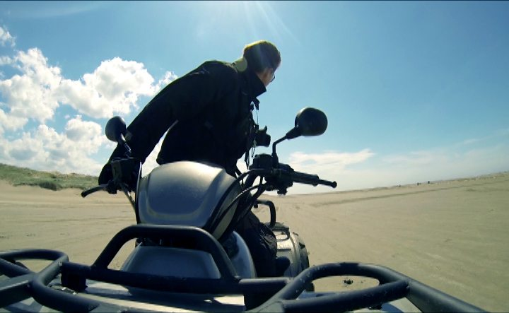 Martin Goeres, Stuntdriving, precisiondriving, rigging