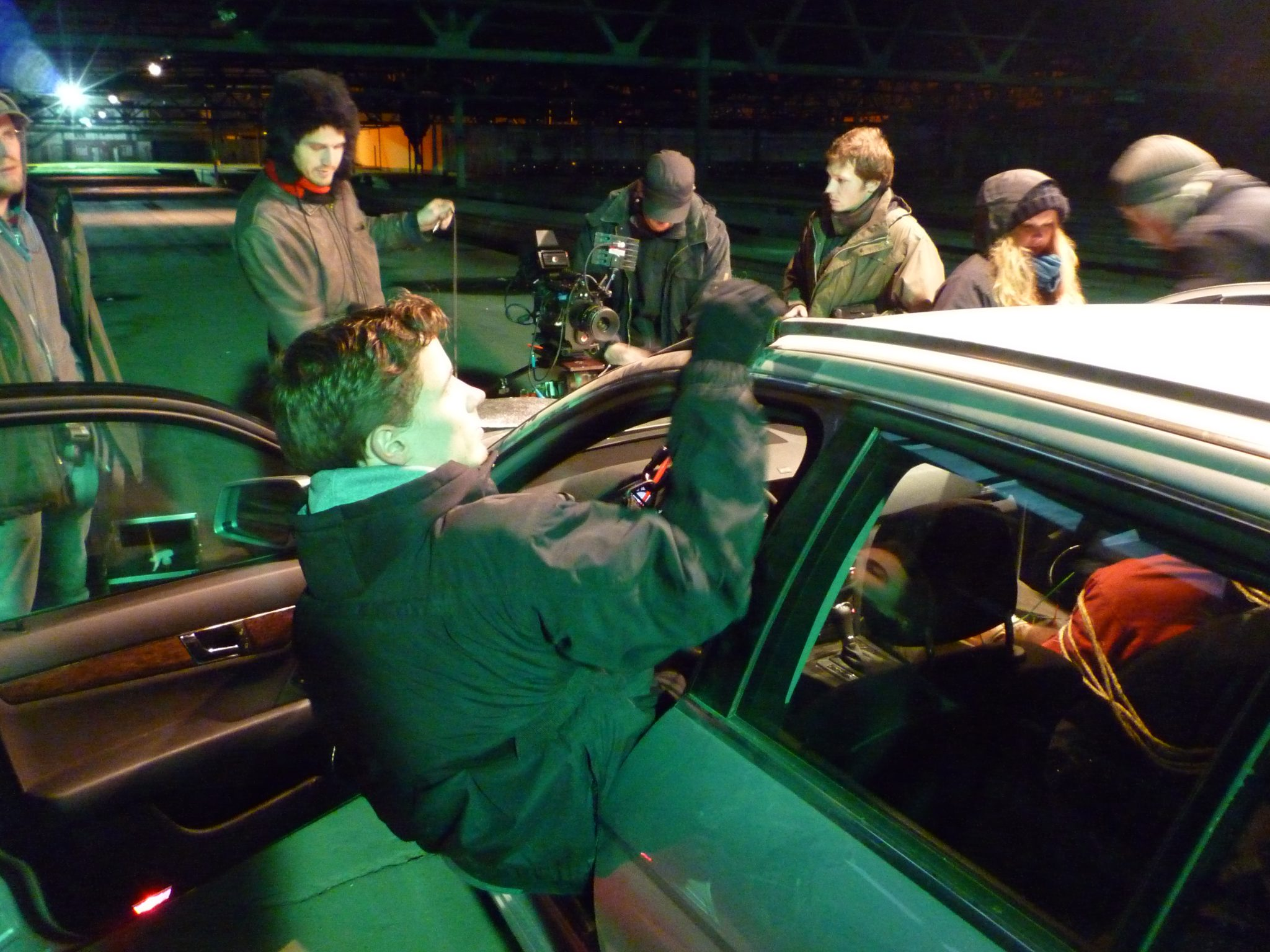 MG Action, Martin Goeres, Stuntdriving, precisiondriving