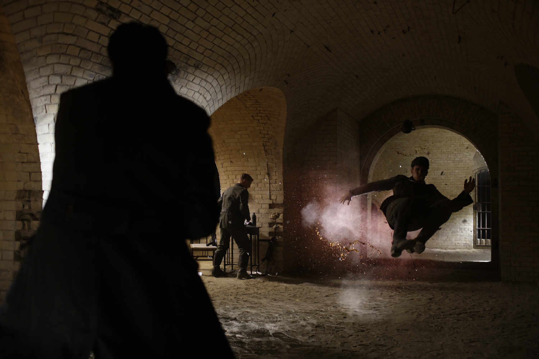 Martin Goeres, Stunt, Inglorious Basterds, Tarantino