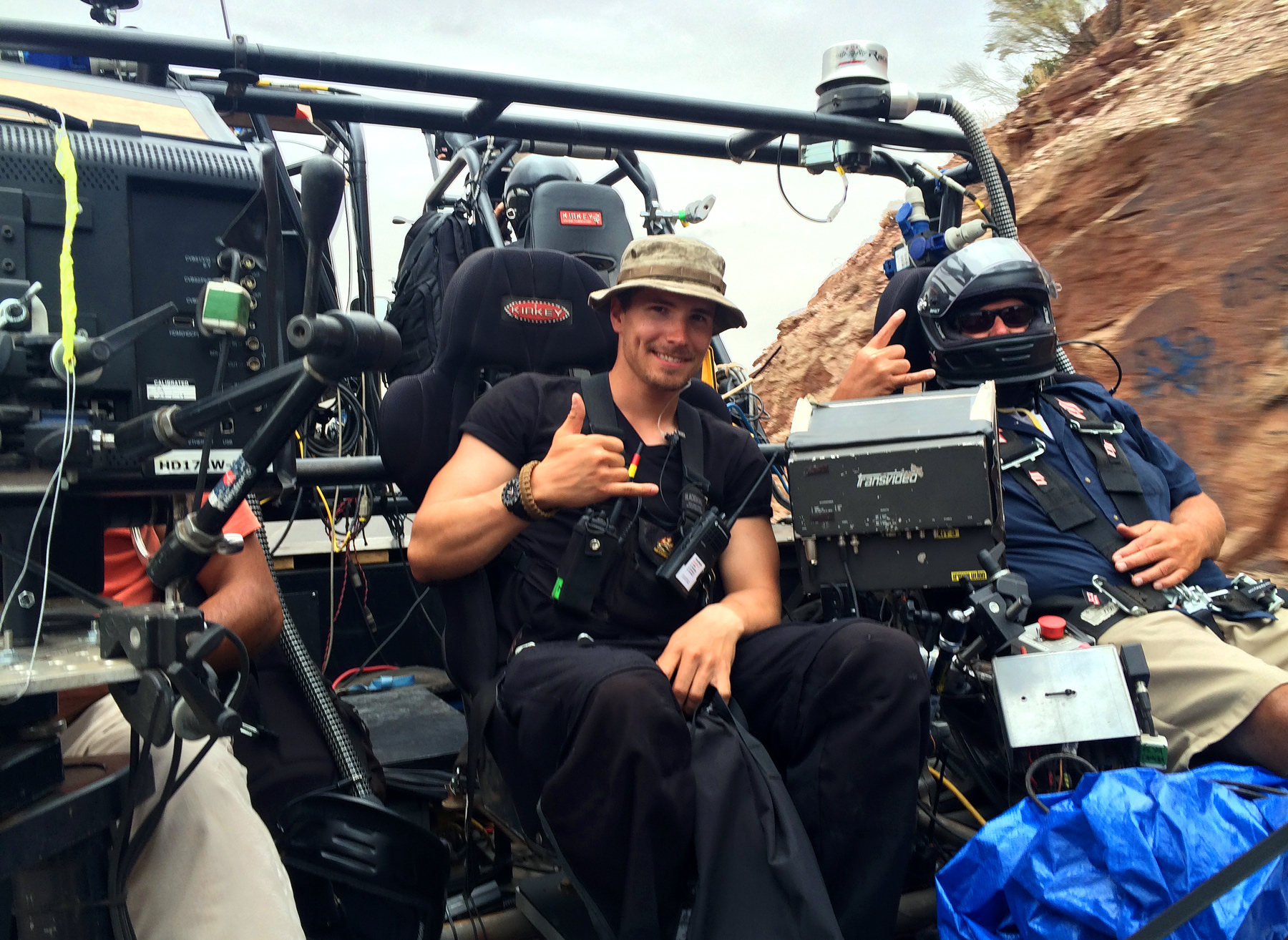 MG-Action, Martin Goeres, Mission Impossible 5, Stunt, Rigging, Safety, Marokko