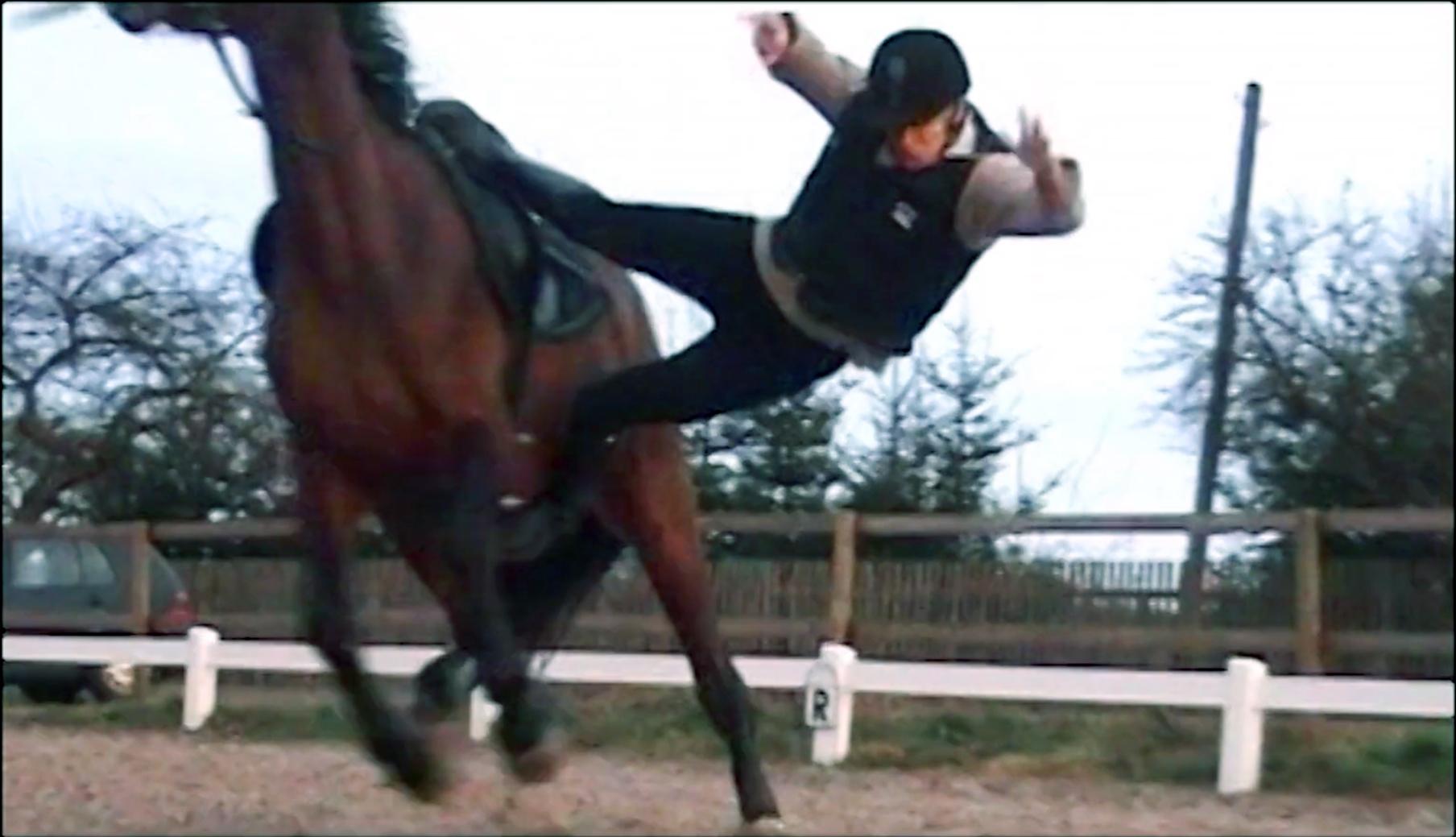 Martin Goeres, Horse Stunt