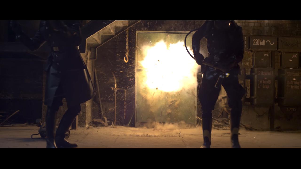 MG Action, Martin Goeres, SFX, Phönix, Explosivebreach, Explosion,