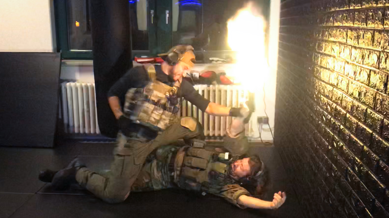 MG ACTION Headquarter, Facility, Trainingsraum, Stunttraining, Schauspielertraining, stuntman training