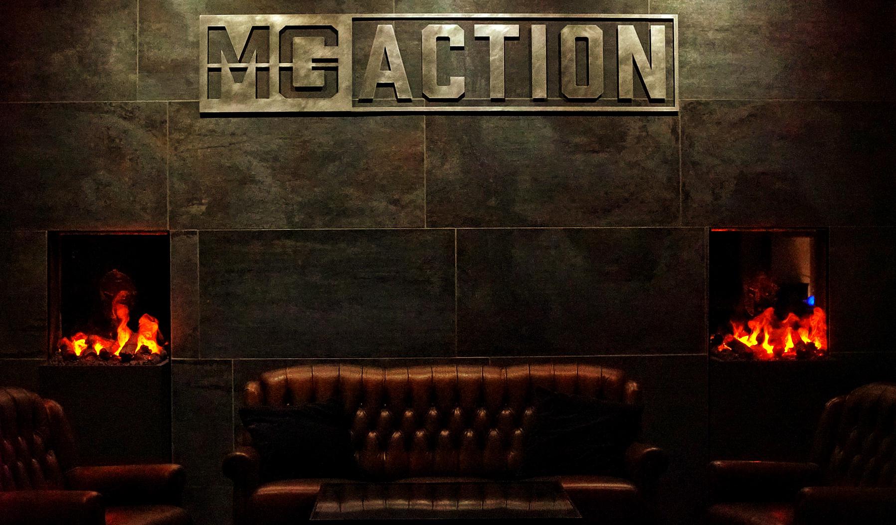 MG ACTION Lounge, Empfang, MG ACTION, Stuntfirma Deutschland, Spezialeffekte deutschland
