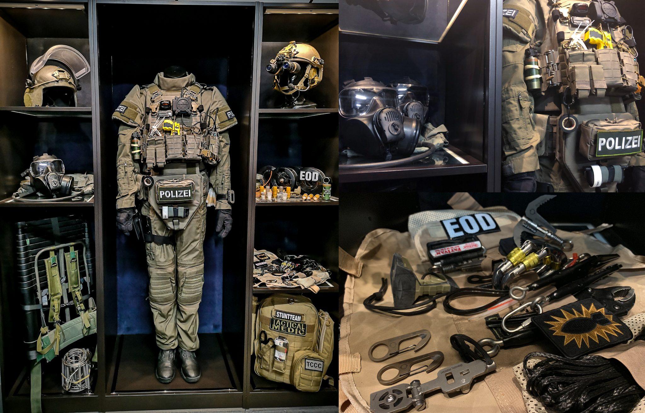 MG FORCES, Spezialeeinsatzkommando für Film, Special Forces for movies,