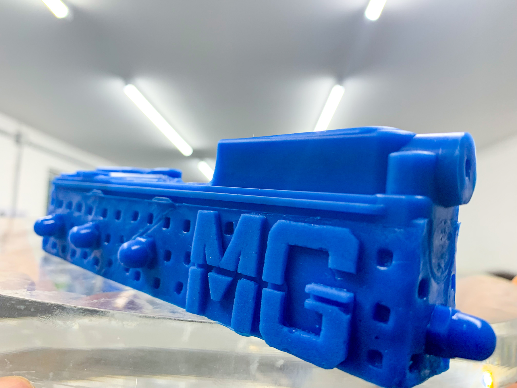 mg props, moldmaking workshop